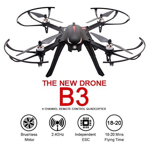 CreaTion MJX B3 Bugs Standard Quadcopter Drone Cam…