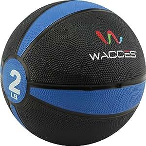 Wacces Medicine Ball, 2 lb