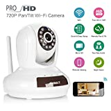 ANNKE SP1 720P HD 1280 x 720p Wireless IP Camera Network Night Vision Plug & Play Home Baby Monitor Security System...