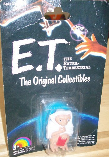 [E.T. THE EXTRA TERRESTRIAL THE ORIGINAL COLLECTIBLES] (Extra Terrestrial Costume)