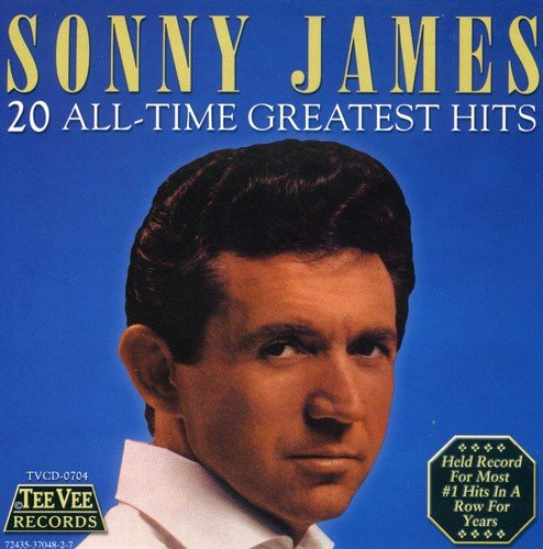 Sonny James - 20 All Time Greatest Hits (The Best Of Sonny James)