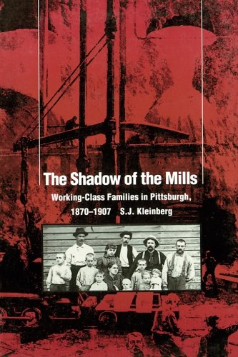 The Shadow Of The Mills: Working-Class Families in Pittsburgh, 1870–1907 (Pittsburgh Series in Social and Labor - Pittsburgh Mills