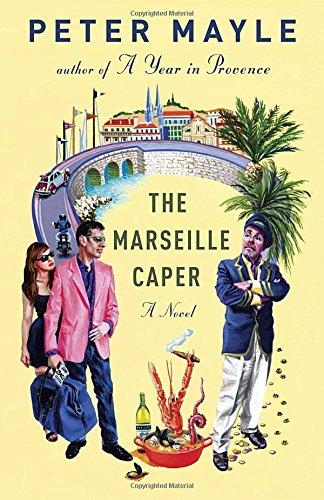 The Marseille Caper (Spy Valley Wines)