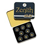Kwik Zenith Roller Derby Skate Bearings - 16-Pack