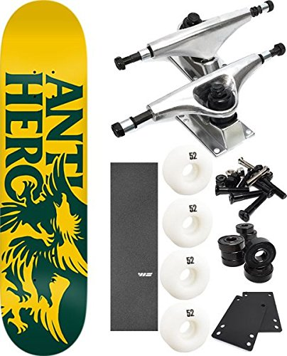 豪奢な Anti Hero Anti Skateboards Feeding – Frenzyスケートボード7.75 Skateboard