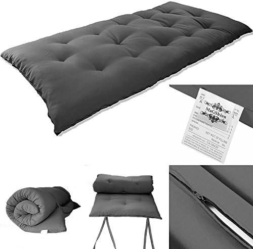 Magshion Sofa bed, Twin, GREY