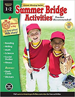 Summer Bridge Activities - Summer Bridge Activities(r), Grades 1 - 2