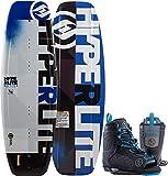 HYPERLITE Motive Jr Wakeboard w/Remix Bindings Kid's Sz 119cm/(12K-2)