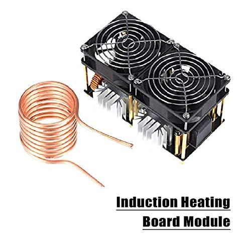 Luxuglow 1800W Induction Heating Board Module ZVS Low Voltag