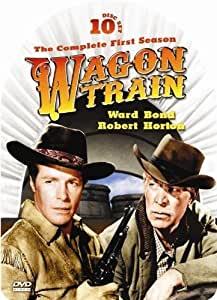 Wagon Train - The Complete First Season - Special Limited Edition - 39 episodes! [Import]