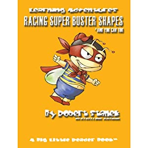 Racing Super Buster Shapes (And You Can Too) Audiobook