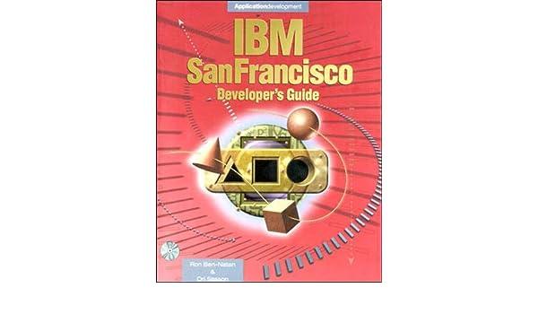 IBM San Francisco Developers Guide Enterprise Computing ...