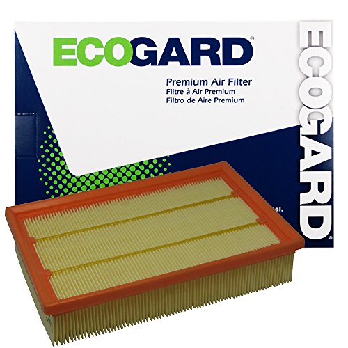 ECOGARD XA4691 Premium Engine Air Filter Fits Land Rover LR2/Cadillac CTS
