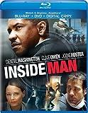 Inside Man [Blu-ray] (Bilingual)