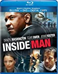 Cover Image for 'Inside Man [Blu-ray/DVD Combo + Digital Copy]'