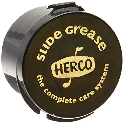 Herco Slide Grease 0.5 oz Brass Instrument Cleaning and Care Product (HE91) from Herco