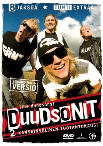 The Dudesons: Series 2 [Dominion 2]