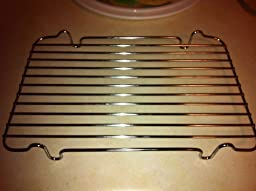 Amazon Com Hic Broiler Rack 12 Inches X 7 5 Inches