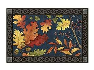 Magnet Works MatMates Doormat - Fall Foliage