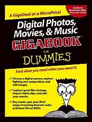 Digital Photos, Movies, & Music Gigabook a for Dummies