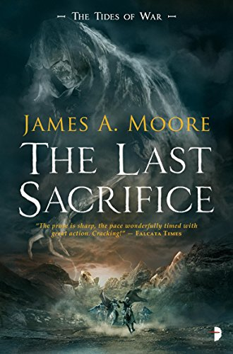 The Last Sacrifice (Tides of War Book 1)