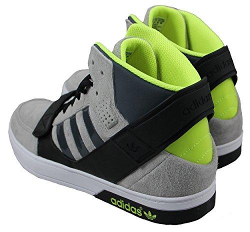 Adidas Hardcourt Defensor zapatos hombres originales High Top Sneaker gris