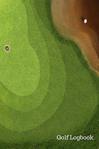 Read Online Golf Logbook: Golf Log pdf epub