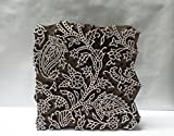 Curio Collectibles Indian Wooden Hand Carved Textile Printing Fabric Block Stamp