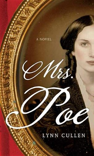 book cover of Mrs. Poe