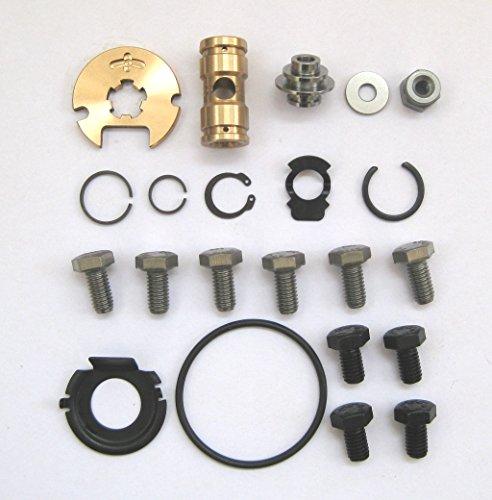 Abcturbo Turbocharger Repair Kit Rebuild Kit K03 K04 K06 for Audi A4 A6 VW  Passat Jetta Bora Golf Borg Warner KKK Turbo
