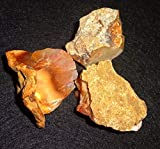 Sublime Gifts Raw Fire Opal / 3pc #2 / from
