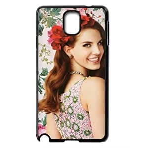 Popular Singer Lana Del Rey Pattern Productive Back Phone Case For Samsung Galaxy NOTE3 Case Cover -Style-5