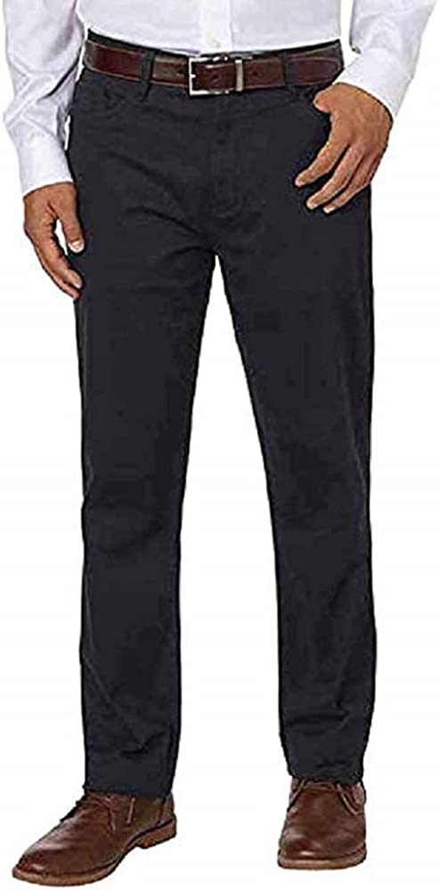 English Laundry Men's Walker Pants (34x32, Forged Iron)