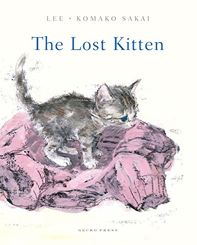 The Lost Kitten by Gecko Press