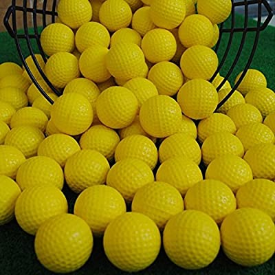 Dsmile Practice Golf Balls, Foam from Dsmile