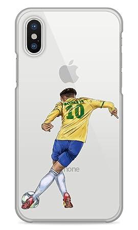 coque iphone x footballeur