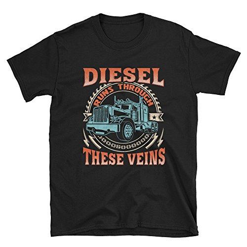 Truck Driver Gifts - Trucker Driver T-Shirt - Funny T Shirts Men