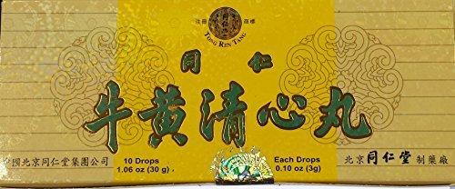 tongren-niuhuang-qingxin-wan-3gx10drops-by-tong-ren-tang