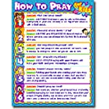 How to Pray for Kids Poster [Set of 3]