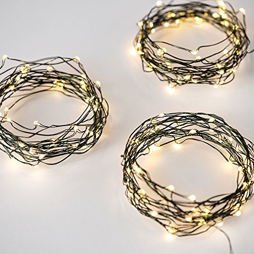 Micro Led String Lights On Bendable Wire - 1