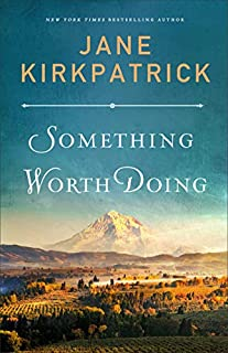 Book Cover: Something Worth Doing