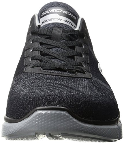 settle Homme The Scor Baskets Skechers 2 Equalizer Basses 0 Noir qZCtWTw