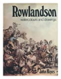 Rowlandson; Watercolours and Drawings, John T. Hayes, 0714815551