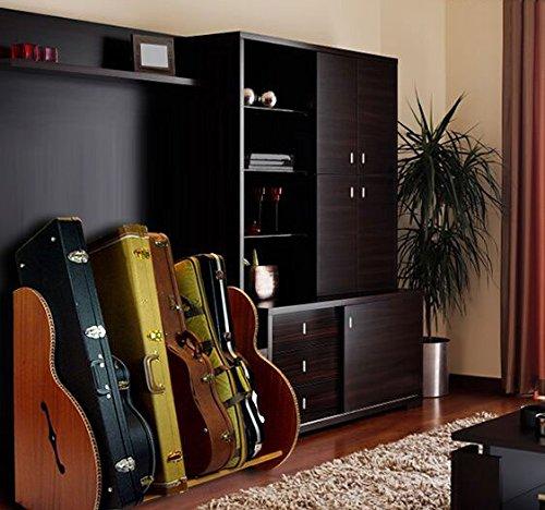 "The Studio Deluxe Guitar Case Rack – ""Special Edition"" Mahogany"