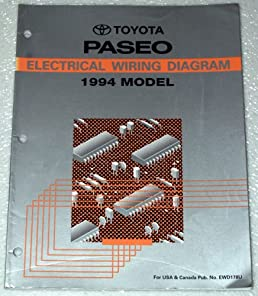 51bCCvFQUfL._SX258_BO1204203200_ 1994 toyota paseo electrical wiring diagram (el44 series) toyota 90 Toyota Paseo at edmiracle.co