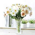1-Branch-6-Colors-DIY-Artificial-Flowers-Rosemary-Two-Head-Silk-Flower-Fake-Plant-for-Wedding-Home-Party-Decoration-White
