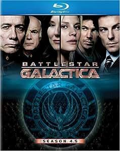 Battlestar Galactica: Season 4.5 [Blu-ray]