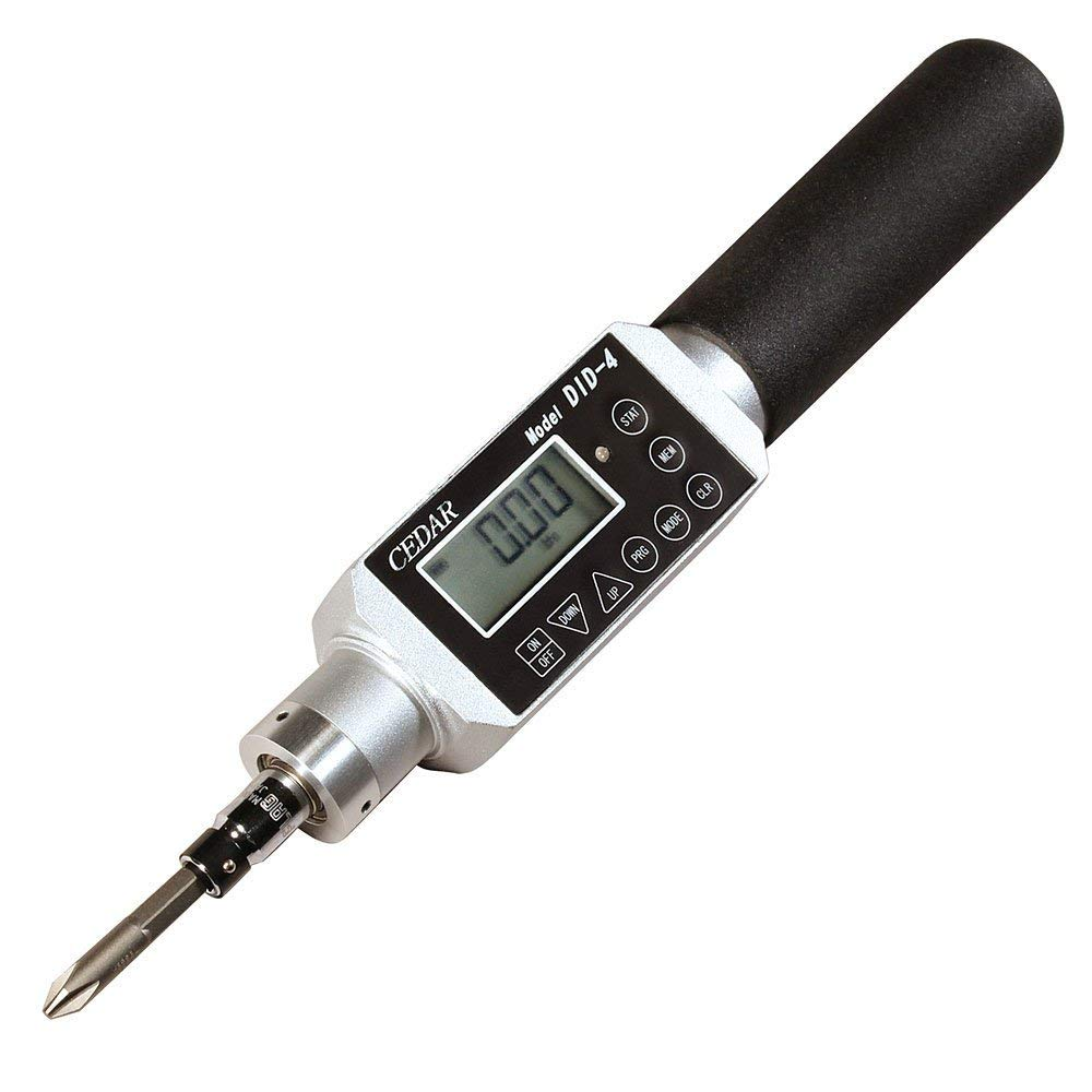 DID-4A Cedar Digital Torque Screwdriver