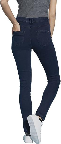 Esmara Damen Stretch Jeans Hose Jeanshose