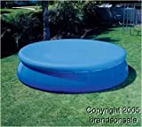 Intex Type 12 Ft Inflatable Ring Swimming Pool Cover